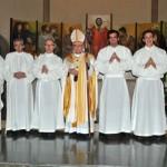 MINISTERIS DE LECTORAT I ACOLITAT