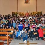XXIVª trobada d'escolans de Barcelona i Sant Feliu