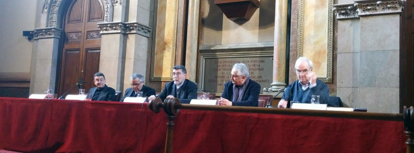 """Festa de Sant Pacià """"Dia de les Facultats"""""""
