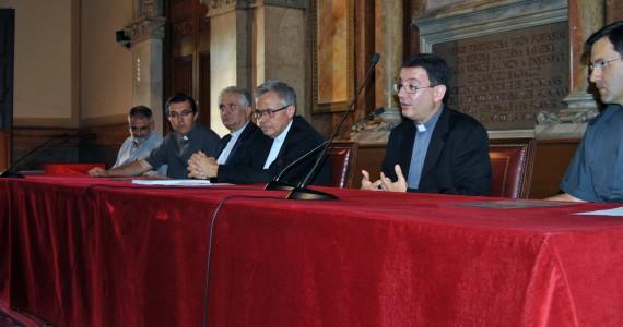 Inici de classes a l'Ateneu Universitari Sant Pacià