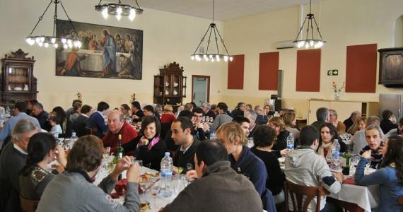 Dinar familiars del Seminari
