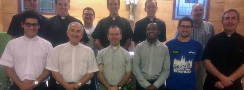 Exercicis espirituals per a seminaristes d'etapa pastoral
