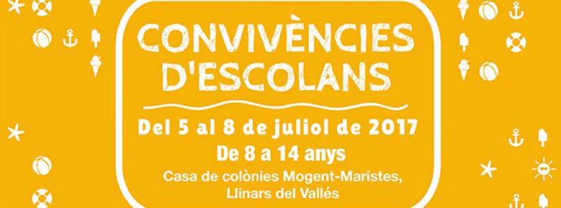 Del 5 al 8 de juliol de 2017 – Convivències d'Escolans