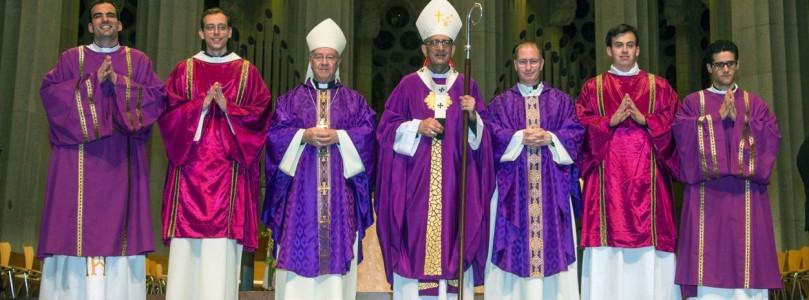 Solemnitat de Sant Josep i Ordenacions diaconals