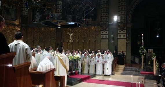 Vetlla de Santa Maria de Montserrat